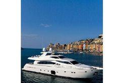 2010 Ferretti Yachts 881 RPH