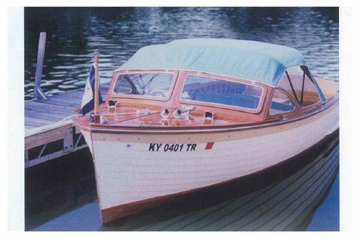 1956 Lyman 18' Runabout