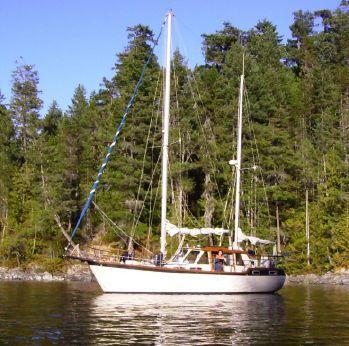 1980 Siltala Yachts - Nauticat 38