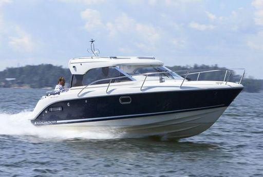 2012 Aquador 23 HT