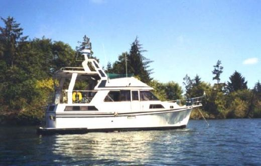 1985 Golden Star/nova Trawler Sundeck Motoryacht