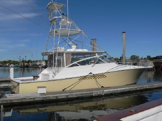 2003 Viking Yachts 45 OPEN