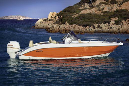 2017 Sessa Key Largo 20 Deck
