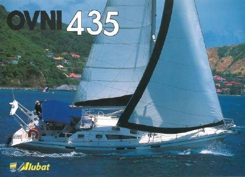 2004 Alubat OVNI 435