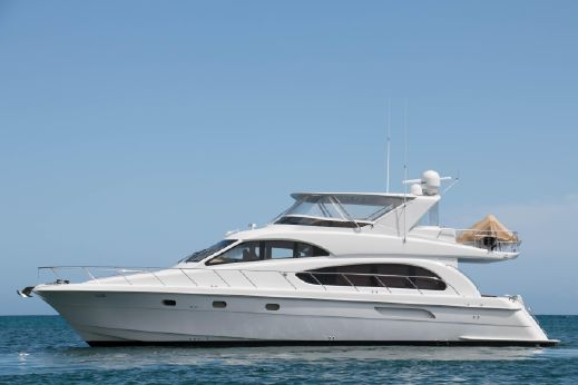 2003 Hatteras 63 Raised Pilothouse Motor Yacht