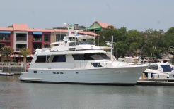 1995 Hatteras67 CMY One ...