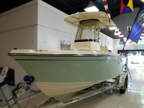 2017 Grady-White Fisherman 209