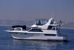 1989 Californian Cockpit Motor Yacht