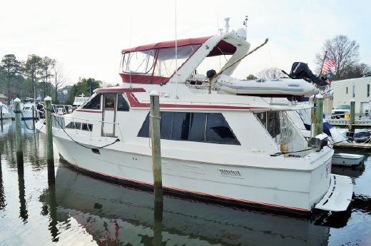 1989 Majestic 50 PILOTHOUSE MOTORYACHT