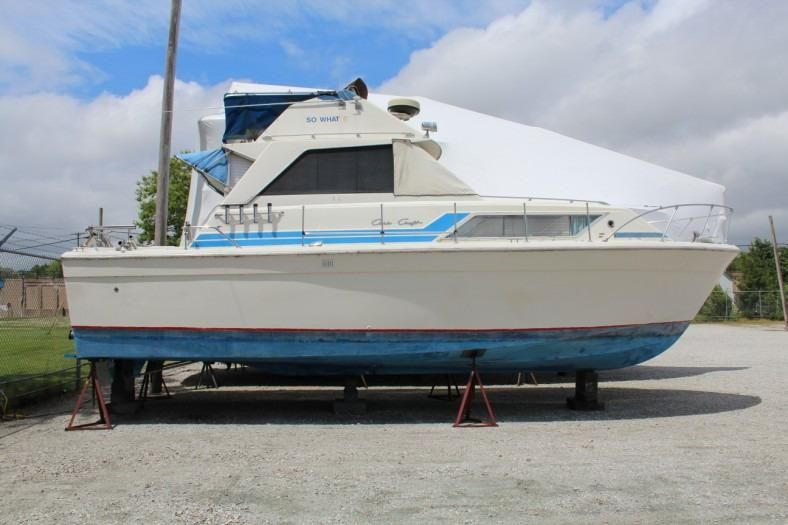1975 Chris Craft Catalina Power Boat For Sale Www