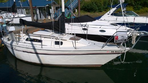 1981 Us Yachts US25