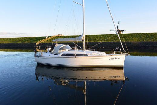 2010 Hanse 320