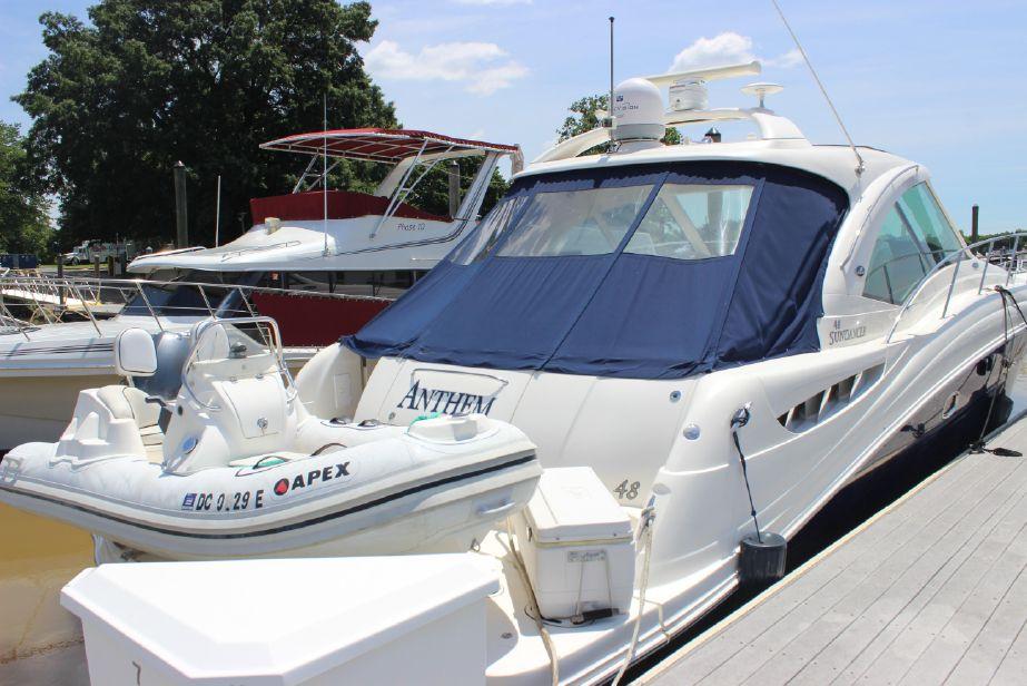 2007 Sea Ray 480 Sundancer Power Boat For Sale Www Yachtworld Com