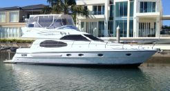 2005 As Marine 50' Flybridge