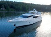 photo of 92' Northstar Pilothouse