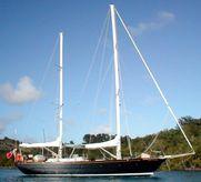 1996 Custom Steel Yacht Hock 52