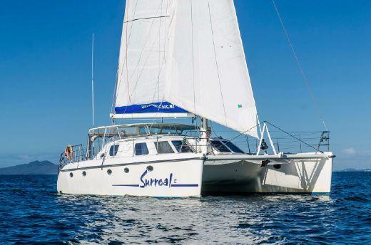 2007 Custom Catamaran NZ 47