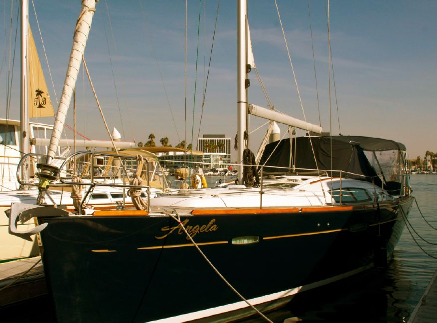 Beneteau 46 Sailboat for sale in Marina Del Rey
