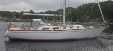1987 Bristol 38.8
