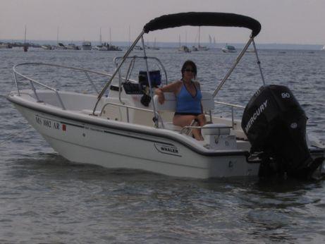 2006 Boston Whaler 16 Dauntless