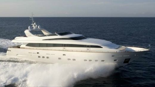 2006 Canados 116 Fast Motor Yacht