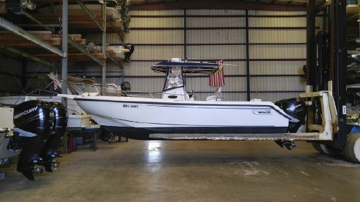 1998 Boston Whaler 270 Outrage