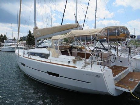 2014 Dufour 410 Grand Large