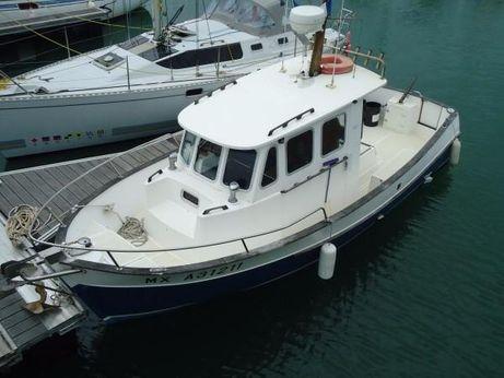 1998 Rhea Marine 750 Timonier