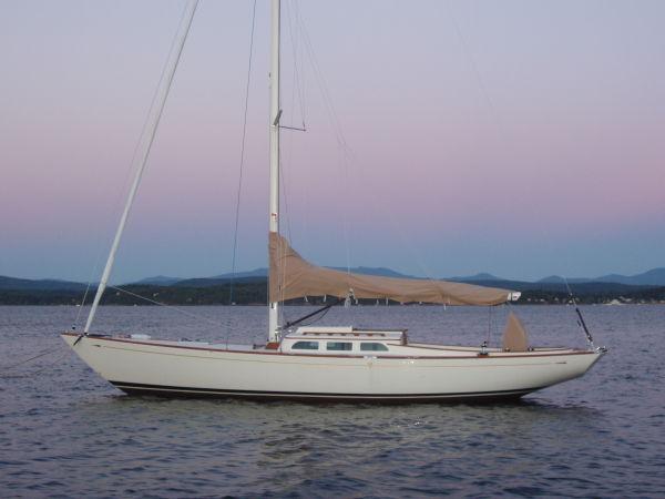 Morris Yachts M36, Northeast Harbor, ME