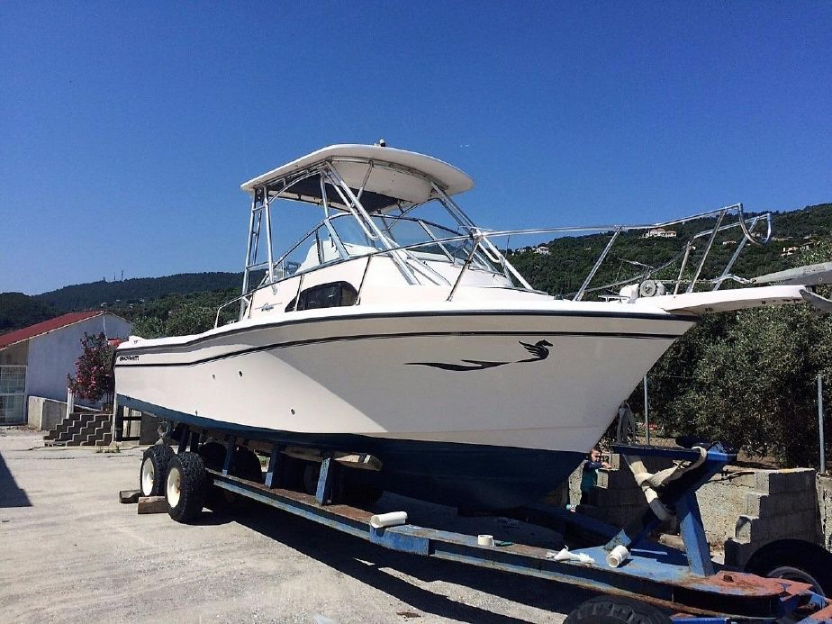 2001 Grady-White 282 Sailfish WA Power Boat For Sale - www