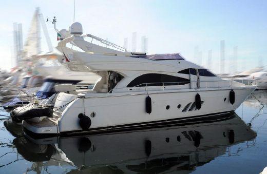 2007 Dominator 62 S