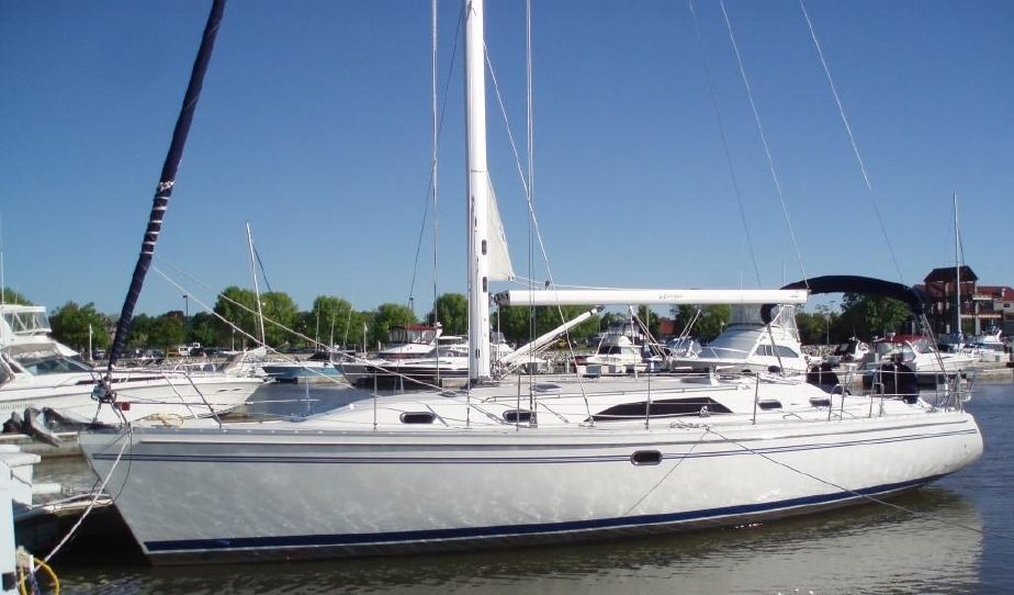 2011 Catalina 445 Sail Boat For Sale - www yachtworld com