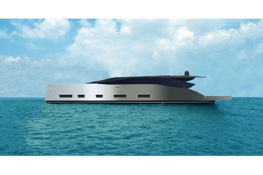 2012 Bondway Yachts Naked 73