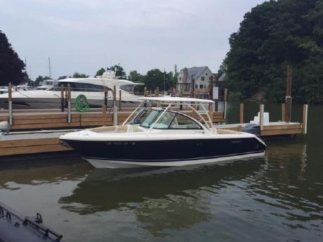2015 Pursuit 265 Dual Console