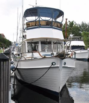 1981 Grand Banks 36 Classic