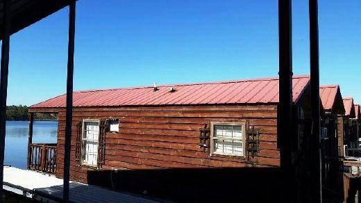 2006 Flat Creek Lodges Houseboat