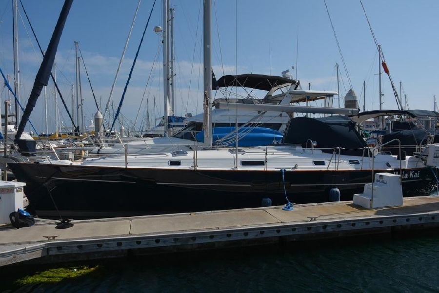 Beneteau 411 Sailboat for sale in Long Beach CA