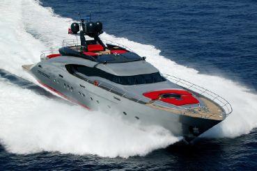 2007 Palmer Johnson 135-2 Sport Yacht Series