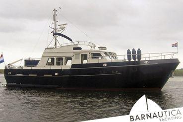 1997 Altena Blue Water Trawler 48