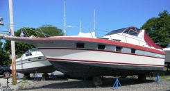 1988 Cruisers Yachts 3370 Esprit