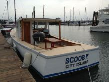 1968 Downeast Lobster Picnic Boat - Lobster Boat