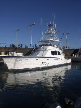 1977 Hatteras 53 Sportfish