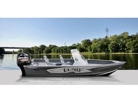 2016 Lund Core Fishing 1775 Impact Sport