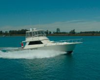 1988 Viking Yachts 48 Convertible