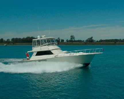 1988 Viking Yachts 48 Convertible