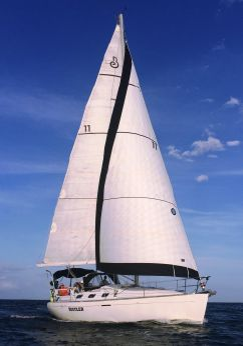 1996 Beneteau First 36s7