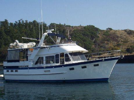 1983 Defever Aft Cabin Trawler