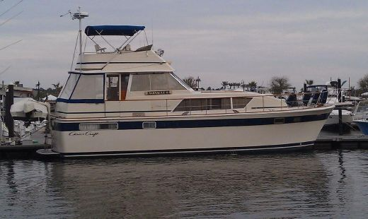 1980 Chris-Craft Commander