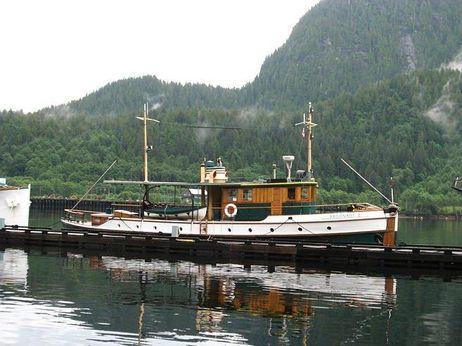 1922 Menchions Shipyard Motoryacht