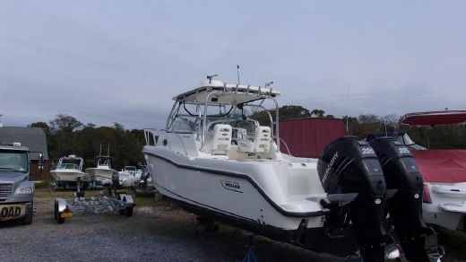 2008 Boston Whaler 285 Conquest Pilothouse